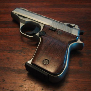 Phoenix Arms HP22A HP25A Walnut Grips 01