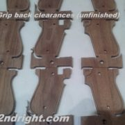 Phoenix Arms HP22A HP25A Walnut Grips 05